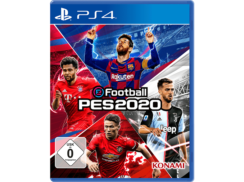 eFootball PES 2020 [PlayStation 4]