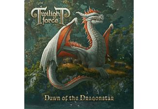 Twilight Force - Dawn of the Dragonstar  - (CD)