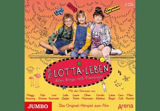 Alice Pantermüller - Mein Lotta-Leben.Alles Bingo Mit Flamingo!  - (CD)