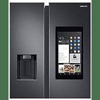 Frigorífico americano - Samsung RS68N8941B1, Family Hub, No Frost, 593 l, 178 cm, 39 dB, WiFi,  Negro