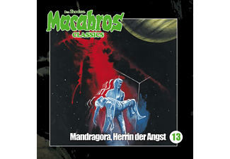 Dan Shocker - Macabros Classics  - (CD)