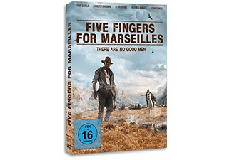 Five Fingers for Marseilles DVD