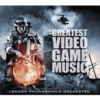 The London Philharmonic Orchestra - THE GREATEST VIDEO GAME MUSIC [Vinyl]