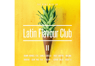 VARIOUS - Latin Flavour Club-The Very Best Of II  - (CD)