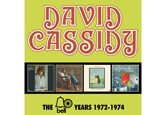 David Cassidy - The Bell Years 1972-1974 (4CD Boxset)  - (CD)