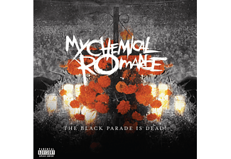 My Chemical Romance - The Black Parade Is Dead!  - (Vinyl)