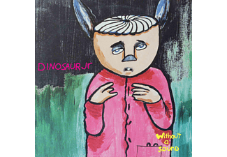 Dinosaur Jr. - Without A Sound (Dlx.Exp.Gatefold Yellow 2LP)  - (Vinyl)