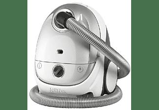 Aspirador con bolsa - Nilfisk ONE LGRPC13P05A-HFN, 750 W, 3L, EPA 13, Plata y blanco