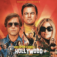 VARIOUS - Quentin Tarantino's Once Upon a Time in Hollywood Original Motion Picture Soundtrack [CD]