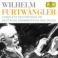 Wilhelm Furtwängler - Furtwängler: Complete Recordings On DG And Decca [CD + DVD Video]