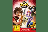 Zak Storm-Staffel 1.3-DVD zur TV-Serie [DVD]