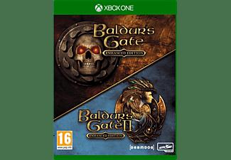 Baldur's Gate 1 + 2  Enhanced Edition UK Xbox One