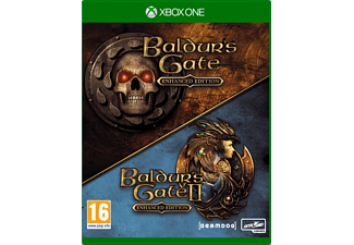 Baldur's Gate 1 + 2  Enhanced Edition UK Xbox One