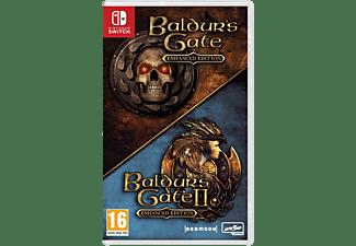 Baldur's Gate 1 + 2  Enhanced Edition NL/FR Switch