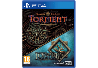 Planescape: Torment + Ice Wind Dale Enhanced Edition FR/NL PS4