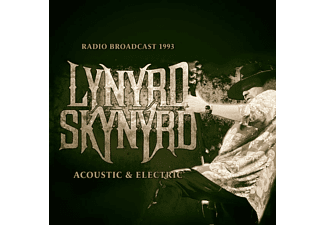 Lynryd Skynyrd - ACOUSTIC & BELECTRIS  - (CD)