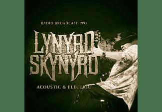 Lynryd Skynyrd - ACOUSTIC & BELECTRIS  - (CD)