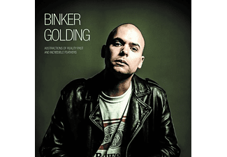 Binker Golding - ABSTRACTIONS OF REALITY PAST AND INCREDIBLE  - (Vinyl)