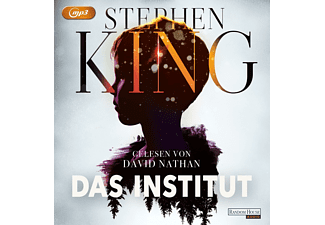 NATHAN DAVID - Das Institut  - (MP3-CD)