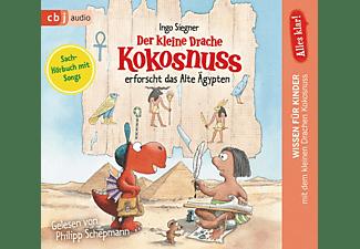 SCHEPMANN PHILIPP - Der kleine Drache Kokosnuss erforscht das Alte Ägypten  - (CD)