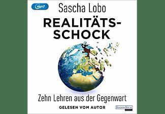 LOBO SASCHA - Realitätsschock  - (MP3-CD)