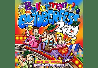 VARIOUS - Ballermann Oktoberfest 2019  - (CD)