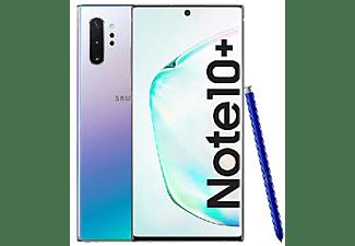 "Móvil - Samsung Galaxy Note 10 +, Gris, 256 GB, 12 GB RAM, 6.8"" WQHD+, Exynos 9825, 4300 mAh, Android"