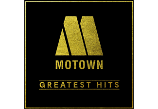 VARIOUS - MOTOWN GREATEST HITS  - (CD)
