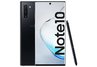 "Móvil - Samsung Galaxy Note 10, Negro, 256 GB, 8 GB RAM, 6.3"" Full HD+, Exynos 9825, 3500 mAh, Android"