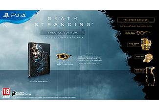 Death Stranding Special Edition NL/FR PS4