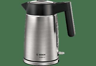 BOSCH TWK5P480 Wasserkocher, Silber/Schwarz