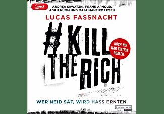 #KillTheRich  - (MP3-CD)