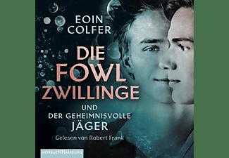 Die Fowl-Zwillinge und der geheimnisvolle Jäger  - (MP3-CD)
