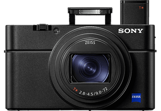 SONY Kompaktkamera Cyber-shot DSC-RX100 VII schwarz (DSC-RX100M7)