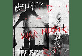 Refused - WAR MUSIC  - (Vinyl)