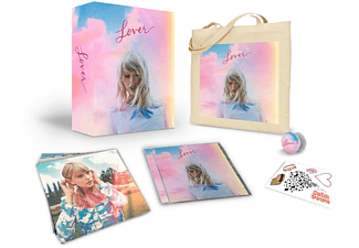 Taylor Swift - Lover (Deluxe CD Boxset)  - (CD)