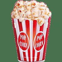BAUER INTERNATIONAL Lounge Popcorn, ca. 178x124cm Luftmatratze, Rot