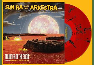 Sun & His Arkestra Ra - THUNDER OF THE GODS  - (Vinyl)