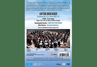 Staatskapelle Dresden, Thielemann Christian - BRUCKNER SYMFONIE NO 2 HAMBURG 2019  - (DVD)