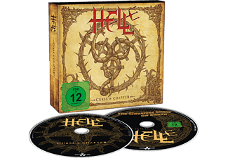 Hell - Curse And Chapter (CD + DVD)