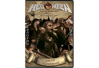 Helloween - Live On 3 Continents (DVD + CD)