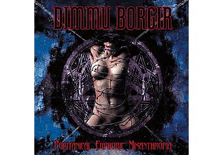 Dimmu Borgir - Puritanical Euphoric (CD)
