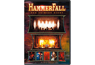 Hammerfall - One Crimson Night (Live) (DVD)