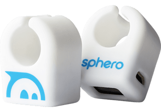 SPHERO Sphero Specdrums - 2 Ring Spielzeugroboter, Weiß/Blau