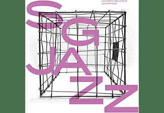 SG Jazz - Sgjazz (LP+MP3)  - (LP + Download)