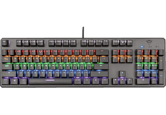 TRUST Clavier gamer Mécanique GXT 865 AZERTY (23398)