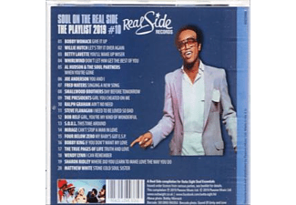 VARIOUS - Soul On The Real Side Vol.10  - (CD)
