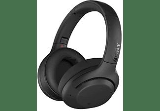 Auriculares inalámbricos - Sony WHXB900N, Bluetooth, Cancelación de ruido, Negro