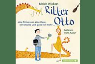 Ritter Otto, eine Prinzessin, eine Hexe, ein Drache und ganz viel mehr ... - (CD)