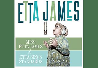 James Etta - MISS ETTA JAMES/ETTA..  - (Vinyl)